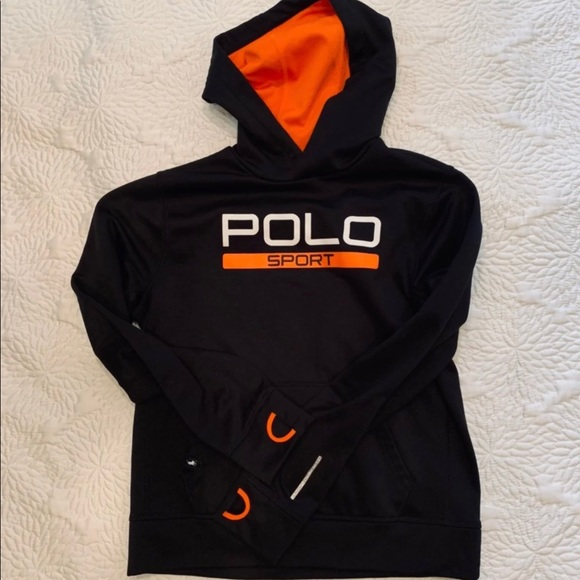 Polo by Ralph Lauren Other - Polo Sport Hooded Sweatshirt